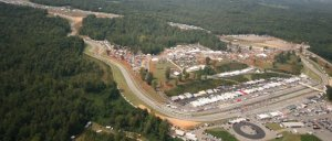 An overhead look at the 2.5 mile Road Atlanta layout.  Photo courtesy Road Atlanta