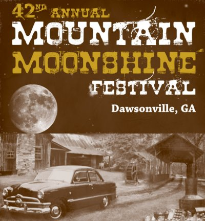 The 42nd annual Mountain Moonshive Festival was held Oct. 24-25 in Dawsonville, Georgia.
