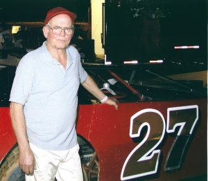 Rance Phillips will be inducted into the Jacksonville Stock Car Racing Hall of Fame on December 5.