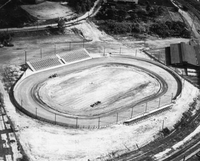 Built in 1949, the Peach Bowl Speedway was one of the most important and historic tracks in Georgia.