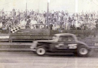 Courtesy Ford Conyers Ga >> Georgia Racing History.com - Charlie Burkhalter – A Family Man