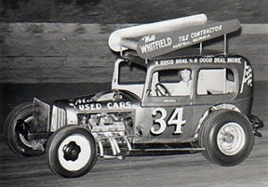 Georgia Racing Hall of Famer Charlie Padgett, who was a championship winning driver at Athens Speedway, Toccoa Speedway and the Peach Bowl, among others, passed away on Friday, Aug. 16 at the age of 80. Photo courtesy GRHOF Archives